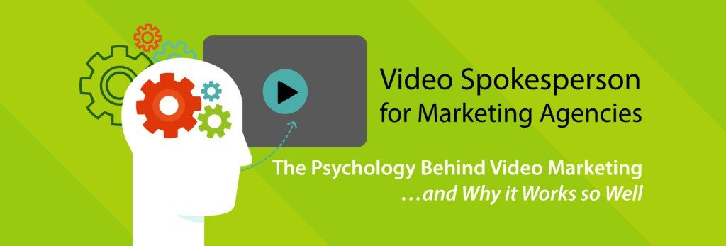 video spokesperson for marketing agencies