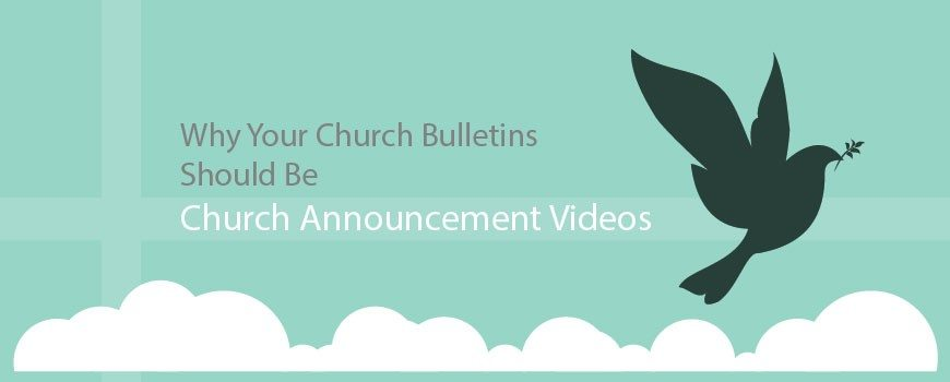 church announcement videos