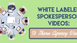 white labeled spokesperson videos